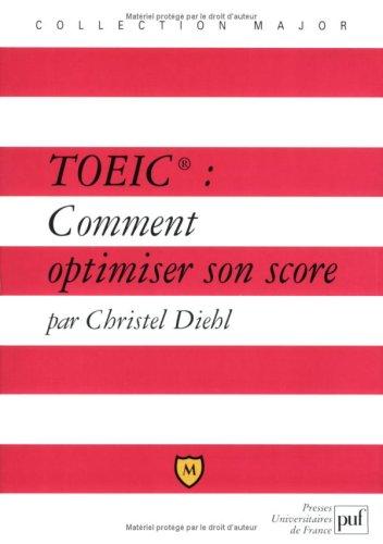 TOEIC : Comment optimiser son score ?