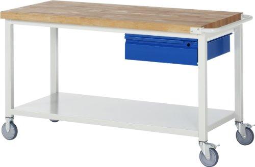 Fahrbare Werkbank Rau 1500 x 700 x 880 mm