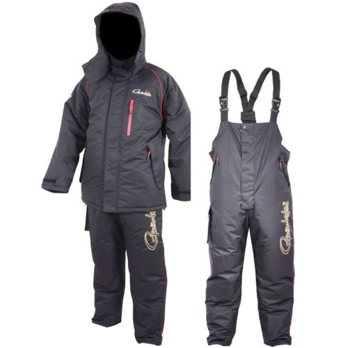 Gamakatsu Thermal Suits Black Größe L Angelsport
