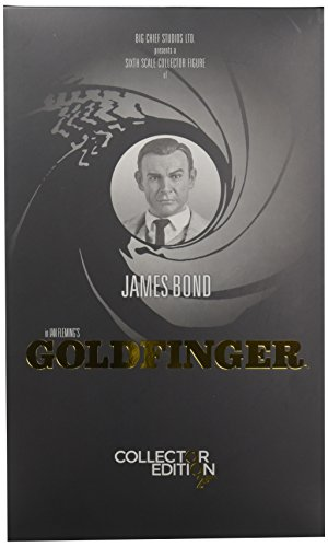 Big Chief Studios BCJB0002 James Bond Goldfinger Figur, 1:6 Scale