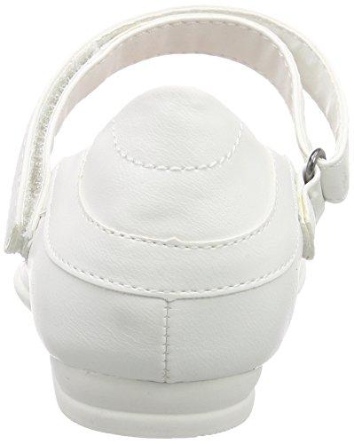 Menina oliver Branco 42800 Fechado branco Bailarinas 100 S zqwREvw