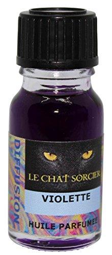 Le Chat Sorcier - Huile Parfumée - Violette (10ml)