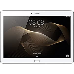 "Huawei MediaPad M2 10.0 16GB 3G 4G Silver tablet - Tablets (25.6 cm (10.1""), 1920 x 1200 pixels, 16 GB, 3G, Android 5.1, Silver)"
