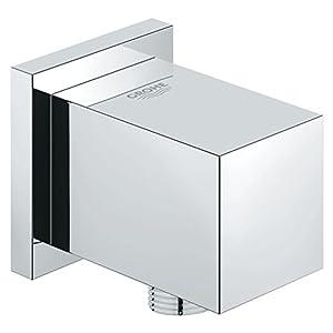 GROHE Euphoria Cube | Brausen- und Duschsysteme - WANDANSCHLUSSBOGEN | passend zu Eurocube Armaturen | 27704000