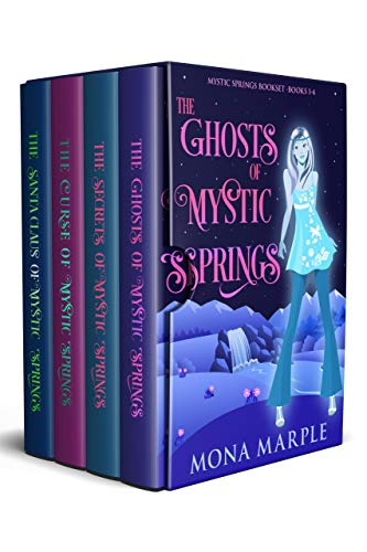Mystic Springs Paranormal Cozy Mystery Series: Box