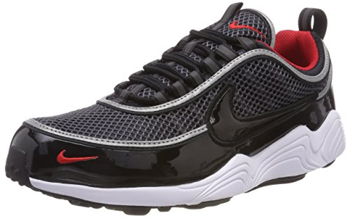 Nike Air Zoom Spiridon '16, Zapatillas de Gimnasia para Hombre, Negro Black/University Red/White 006, 42.5 EU