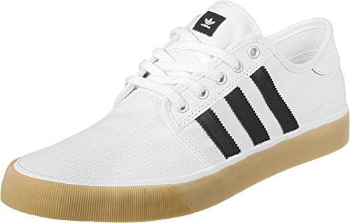 Adidas Seeley Decon Scarpa Blanc (ftwbla / Negbas / Ftwbla)