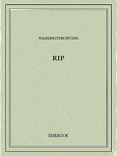 Couverture du livre Rip