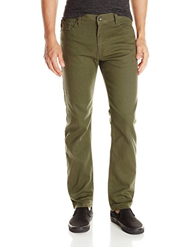 Southpole Homme Jeans / Jeans Straight Fit Vernon Olive