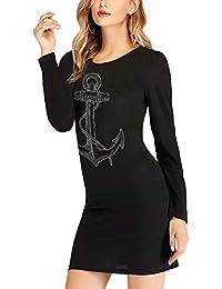 cbc98cbe2804 Suchergebnis auf Amazon.de für: Old-School - Kleider / Damen: Bekleidung