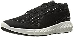 PUMA Women s Ignite Ultimate Layered Wn s Running Shoe Puma Black/Puma White 7.5 B(M) US
