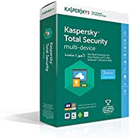 Kaspersky Total Security Multi Device, 3 Users