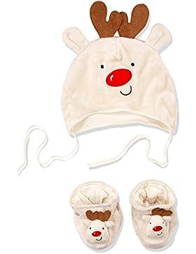 GRAZIELLA Unisex Baby Baskenmütze