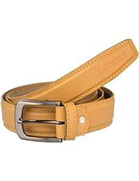 Laurels Diplomat Beige Color Men's Belt (LB-DIP-06)