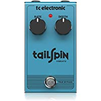 TC Electronic Tailspin Vibrato Classic True Pitch mit all-analog bucket-brigade Design