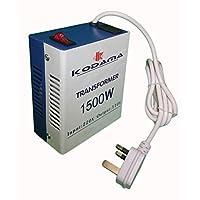محول كهرباء 220 فولت الى110 فولت منظم كهرباء 1500 وات KOT1500W