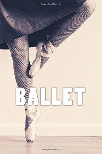 Ballet (Journal/Notebook) por Wild Pages Press Journals & Notebooks