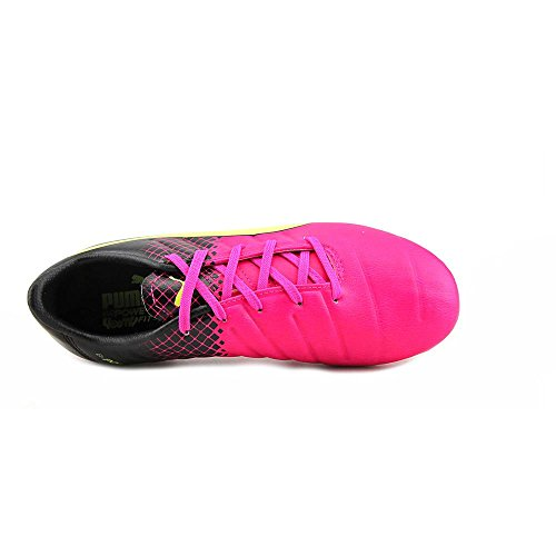 Puma evoPOWER 3.3 Tricks FG Jr Synthétique Baskets pink