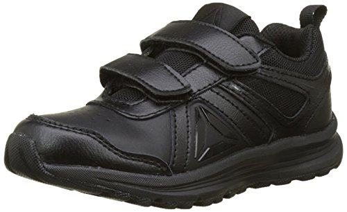 Reebok Almotio 3.0 2V, Zapatillas de Deporte Unisex Niños, Negro (Black), 28 EU