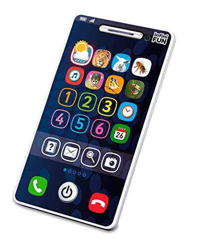 KURIO DES12550 Tech-Too Mein erstes Smartphone, Kindertelefon