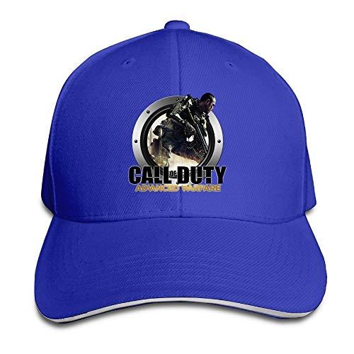 WefyLtesnhd Cap Hat Call of Duty Sandwich Peaked Hat/Cap Royalblue Bmw-sandwich-cap