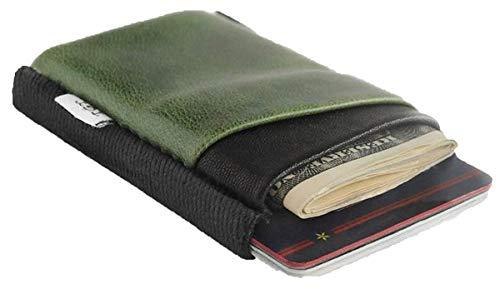 TGT Tight Wallets , Portafogli Uomo Verde Green Taglia unica