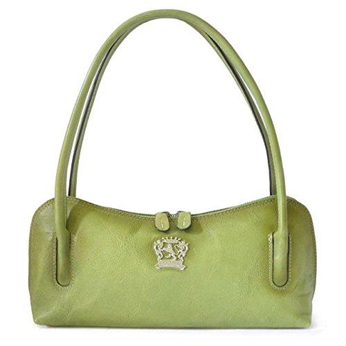 Pratesi Sansepolcro sac - B460 Bruce (Moutarde) Vert clair