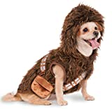 Rubies Costume Star Wars Chewbacca Hoodie Pet Costume, Grande