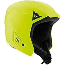 Dainese Snow Team Jr - Casco de ciclismo BMX integral, color verde lima, talla Talla JM