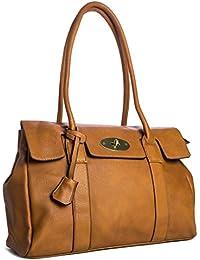BHBS Femmes Designer Inspiré épaule Mode Branché Boutique Haut Manipuler Célébrité Main 38x28x12 cm (LxHxP)