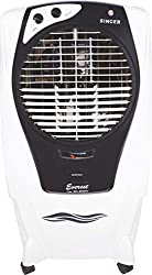 Singer Everest Sleek 50-Litre Window Cooler (White)
