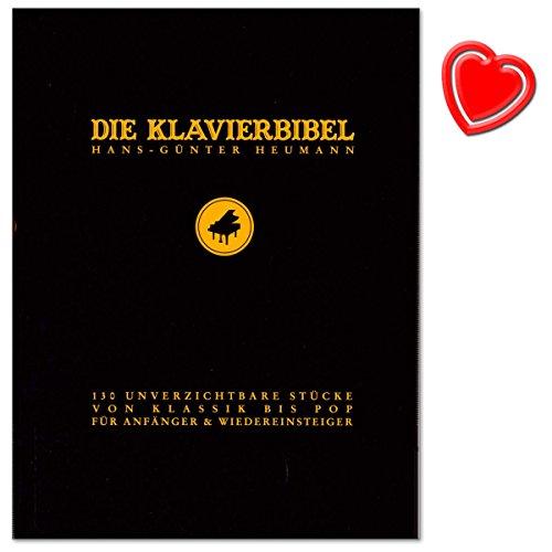La Bible de Piano d'Homme de Hans Gnter foinTrsor de 130des plus belles chansons de tous Styles et poqueset praxisbezogen, complte par Textes et faciles  mettre AKKORD symbolesNote livre avec cur Note colore Pince