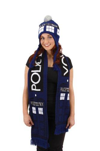 dis-Schal (Kinder Dr Who Kostüme)