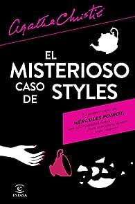 El misterioso caso de Styles par Agatha Christie