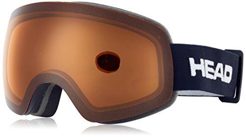 HEAD Globe Skibrille, Orange, One Size