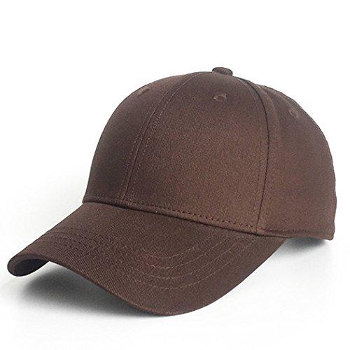 KeepSa Baumwolle Baseball Cap, Basecap Unisex Baseball Kappen, Baseball Mützen für...