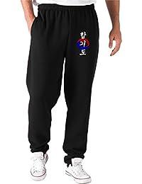 Cotton Island - Pantalones Deportivos TAM0094 korean hapkido dark tshirt