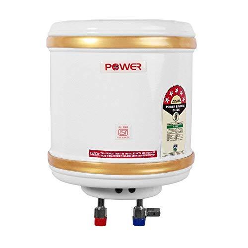 Powerpye 10 Liter 500 watts Solar/battery/inverter water heater geyser