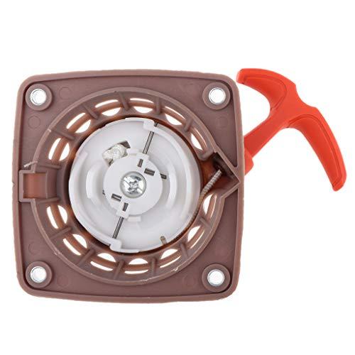 FLAMEER Handstarter Seil Zug Starter Seilzugstarter für 139 Motor-4-Takt-Rasenmäher, einfach instaliert
