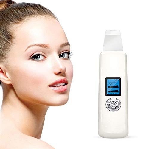 skin scrubber Ultraschall-Gesichts-Haut-Reiniger-Gerät Mitesser-Abbau-Wäscher Gesichts-Exfoliator-Reinigungs-Instrument-Poren-Reiniger -