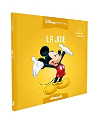 Disney émotions - Mickey - La joie par Isabelle Filliozat