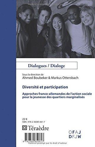 Diversité et participation