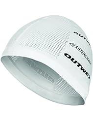 Outwet Ow-Bonnet - Bajocasco térmico ultrafino normal unisex, color blanco, talla única