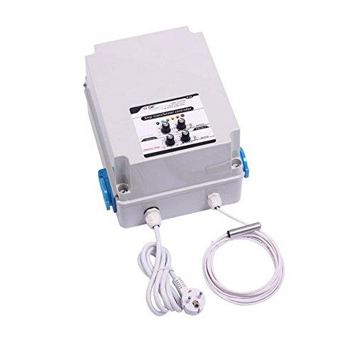 Contrôleur de Température / Humidité par transformateur GSE 2EXT 2.5A (FC06-202)