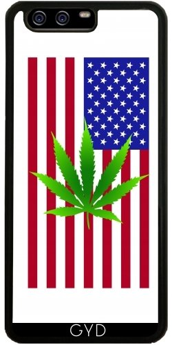 funda-para-huawei-p10-americano-bandera-de-malezas-by-loki1982