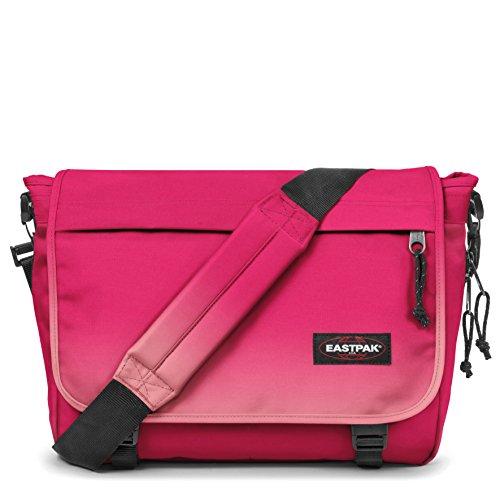 Eastpak Delegate Sac bandoulière - 20 L - Fade Pink (Multicolore)