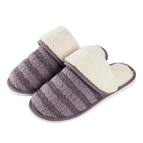 YOXI, Pantofole uomo Grey