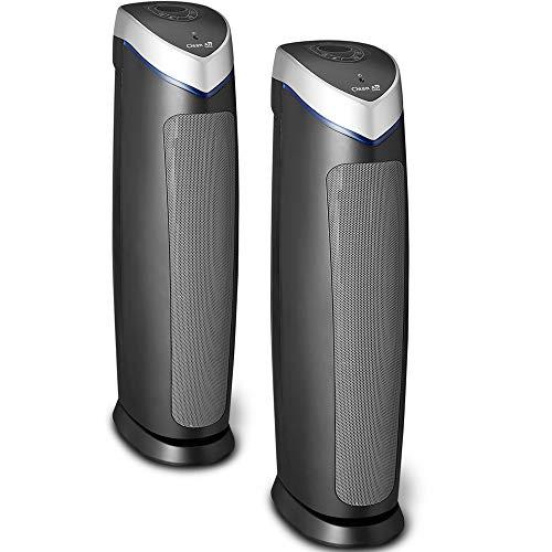 ¡Doble Pack! 2 Purificadores de aire con ionizador Clean Air Optima CA-508