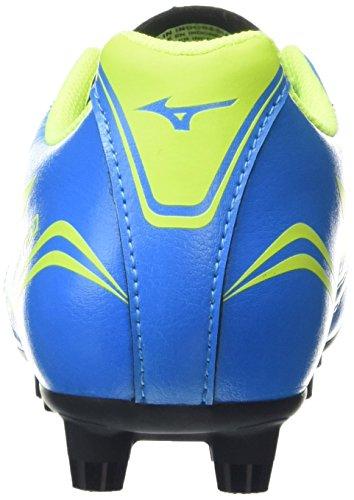 safety Md diva Unisex-kinder Neo Blau Fußballschuhe Morelia Jr Yellow Mizuno Blue Cl