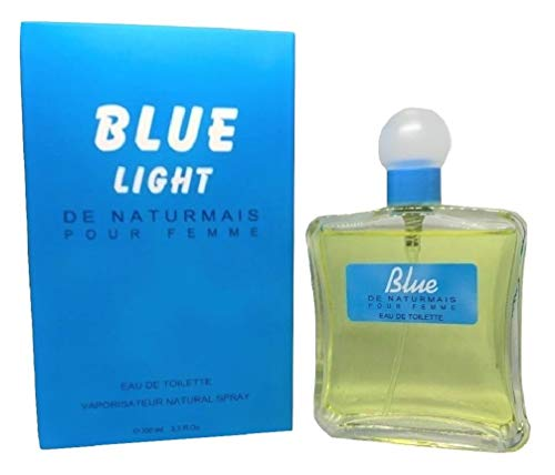 Blue Light Donna Eau De Parfum 100 ml Profumo Equivalente, Ispirato a'Light Blue Donna' (Dolce & Gabbana)
